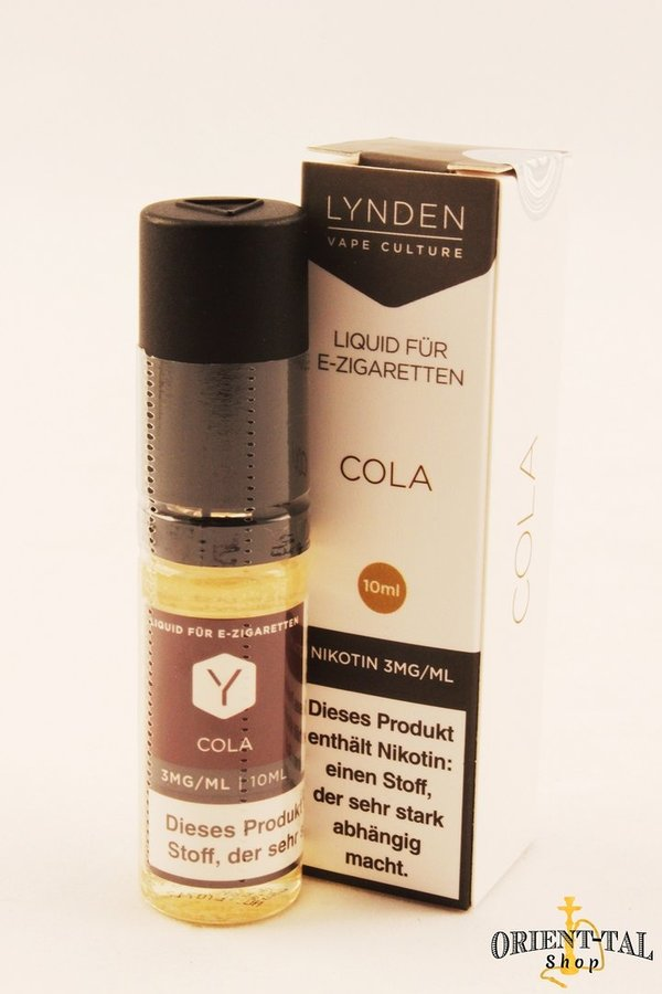 Lynden Cola Liquid - 3mg