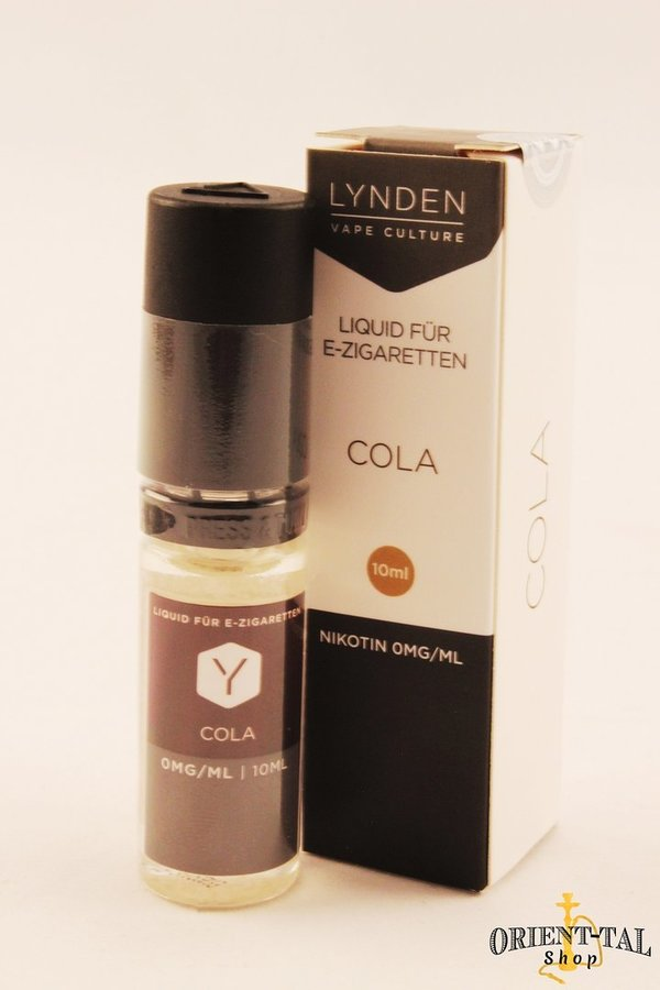 Lynden Cola Liquid - 0mg
