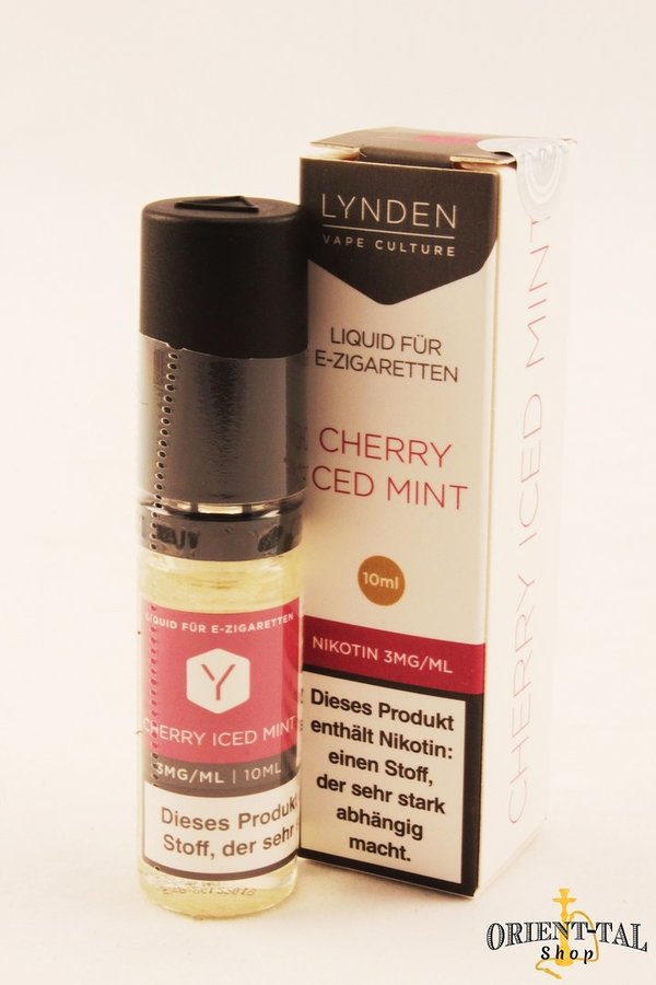 Lynden Cherry Iced Mint - 3mg